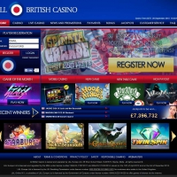 New game Launched at All British Casino