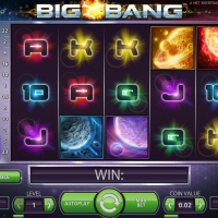 Netent Launch new online Slot! Big Bang